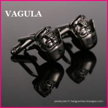Boutons de manchettes VAGULA qualité Star War (HL10201)