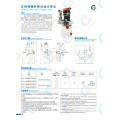 Brand new hydraulic power unit for wheelchair