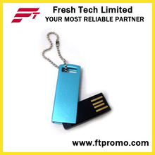 Mini UDP USB Flash Drive con logotipo (D707)