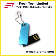 Mini UDP USB Flash Drive com logotipo (D707)
