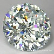 Feinste Simulanzlösemittel Diamant CZ Edelsteine