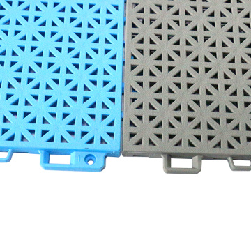 Sukan modular outdoorr Interlocking Sport Tile