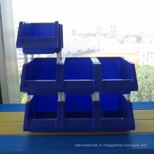 Bacs en plastique combinés