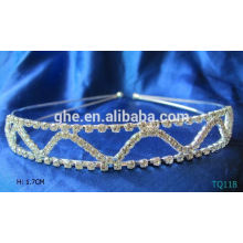 New fashion wholesale rhinestone pageant crown star