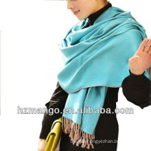 Classic Double side Solid color Viscose Scarf and Shawl