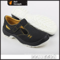 Dual Density PU Summer Safety Sandal with Nubuck Leather (SN5276)