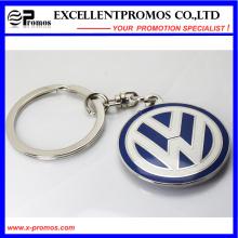 Kundenspezifisches Metall Keychain für Großhandelsschlüsselkette (EP-K58305)