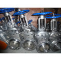 ANSI/ASME Flanged Ends Gate Valve RF
