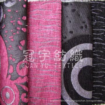 Yarn Dyed Dobby Chenille Sofa Fabric