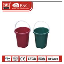 plastic bucket w/o lid 10L