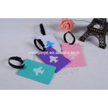 smart airplane custom bag tag