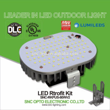 80 Watt LED Shoebox Light Retrofit Kits