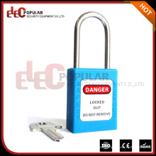 Elecpopular Producto promocional Thin Shackle 4.5mm Safety Lock