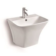 G815 Wall Mounted Ceramic Basin