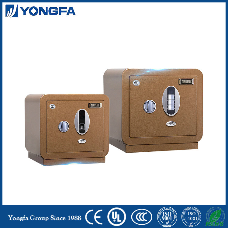Anti-drilling Biometric Fingerprint Safes