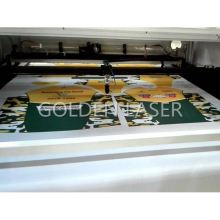 Sublimation Printing Textile Laser Cutter Price