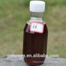 natural raw buckwheat honey