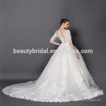 XF1080 musulman galina robe de mariée en gros / robes de mariée robe de balle en Chine