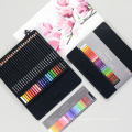 Andstal 12/24/48 Oil square body Professional pastel/standard Colored Pencil Set  for Art School Supplies