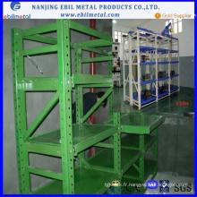 De qualité supérieure Acier en acier Q235 Racking / étagères pour stockage