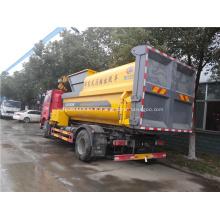 Grue sur camion compacte à ordures FAW