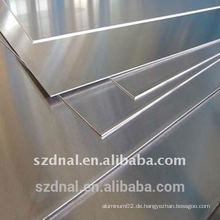 1070 H14 Aluminium Flachbett China liefern