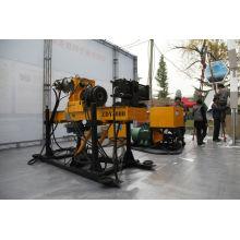 Hydraulic Coal Mine Tunnel Drilling Rig With Ybk2-250m-4b35 Zdy4000