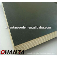 12mm brown film faced plywood with hardwood core(plywood factory)