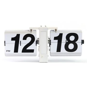 Dekorasi LED Wall Flip Clock