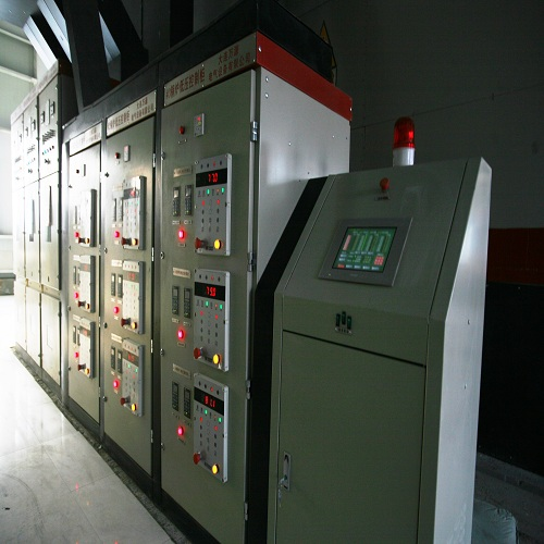 Off-peak electric industrial boiler
