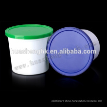 Disposable Plastic Food Container 750ml Freezer Safe