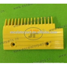 hyundai elevator part, escalator comb platee