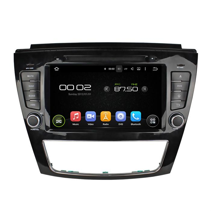 car radio player for Jac S5