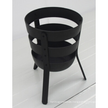 Steel Fence Fire Basket / Metal Fire Basket