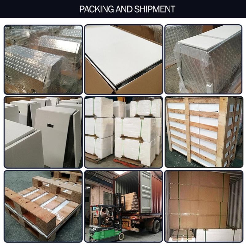 packing & shipment