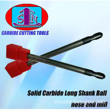 CNC Solid Carbide Ball Nose End Mill