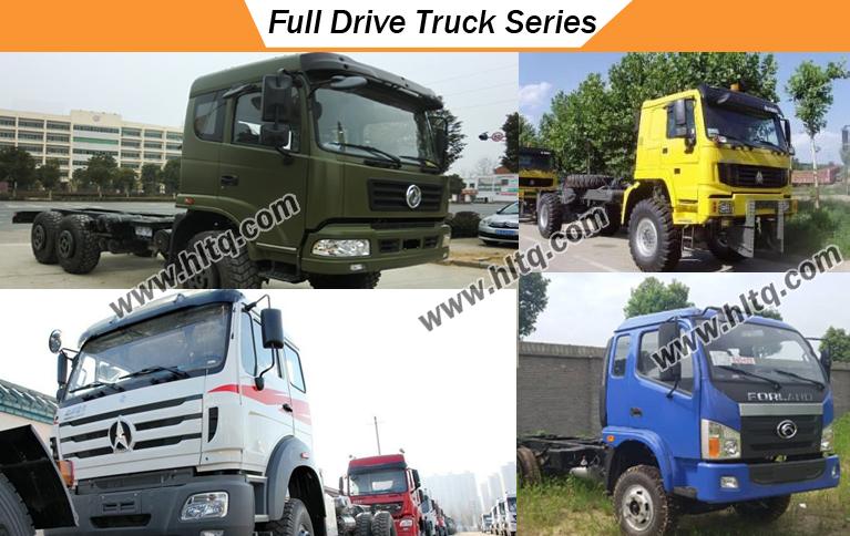 Full Drive Truck Series