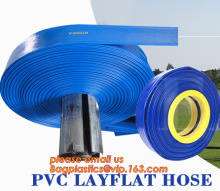 PVC farm irrigation agricultural Water Layflat Hose Agriculture Pump Industry Irrigation