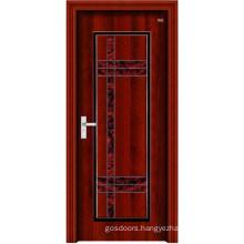 Interior Steel Wooden Door (LTG-103)