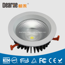 LED Light Source and Aluminum Lamp Body Material cob led down light 26w