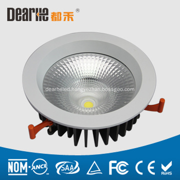 Led 8-26w cob downlight ceiling lighting item form Shenzhen manufacturer