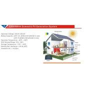 220v 3000ah Off-grid Solar Power Generation System