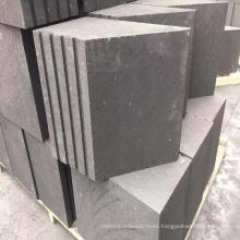 Bloque de grafito isostrópico / isostático para hacer escobillas de carbón