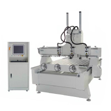 Four Axis Linkage Engraver Engraving Machine with Competitive Price