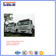 Chinese Truck HOWO Muldenkipper im Jahr 2016 gemacht guter Preis