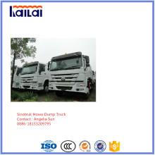 Китайский грузовик HOWO самосвал изготовлен в 2016 году хорошая цена