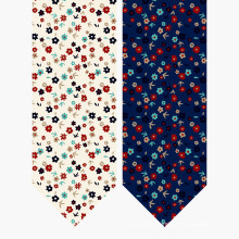 100% Handmade Custom Print Tie Silk Screen Printing