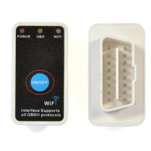 Mini Elm327 WiFi with Switch Auto Scanner