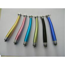 Радуга или красочный зубной наконечник высокой скорости