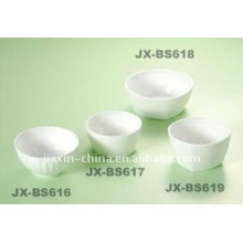 conjunto de café da manhã de porcelana